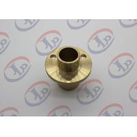 China ±0.1 Mm Tolerance Precision Machining Services Brass Unthreaded Fasterner wholesale