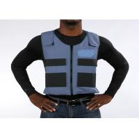 China Phase Change Materials PCM Cooling Vest With Replacement Ice Pack Inserts wholesale