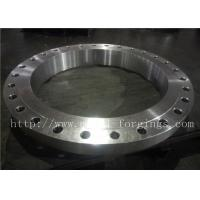 Quality Pressure Vessel Stainless Steel Flange PED Certificates F304 F304L ASTM / ASME for sale