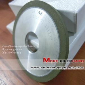 China Resin diamond grinding wheel for carbide tools  Cocoa@moresuperhard.com wholesale