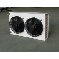 China 220V / 380V Refrigeration Controls Double Fan V Type Dual Fans Condensers KW604A3-LN wholesale