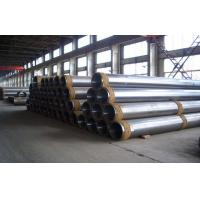 China Round Cold Drawn Seamless Steel Tube GB T3639 BS JIS With PE Coated wholesale