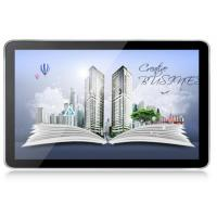 China Indoor Android Touch Screen Monitor LCD Wall Advertising Restaurant wholesale