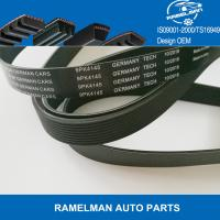 China factory supply auto poly v belt high quality mercedes-benz belt oem A0109970992/9PK4145 ramelman brand EPDM /CR material on sale