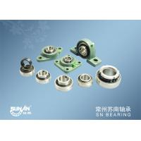China Industrial And Agricultural Mounted Bearing Units Low Noise / Pillar Block Bearings / Types of Ball Bearings wholesale