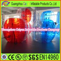 China 2015 Inflatable Bubble Soccer Zone wholesale