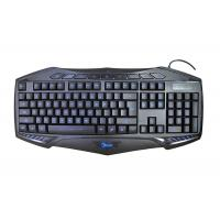 China K400 Wired Gaming Computer Keyboard LED Light Adjustable With Letter Illumination wholesale