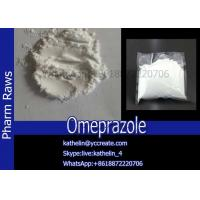 China Digestant Pharmaceutical Raw Materials Omeprazole Treatment Peptic Ulcer on sale