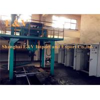 China 8mm 5000T Copper Rod Upward Continuous Casting Machine With 24 Casting Strands wholesale