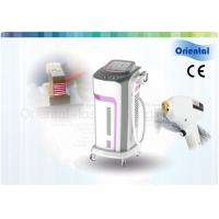 Armpits SHR Diode Laser Hair Removal Machine with FHR , HR , SR Working Mode