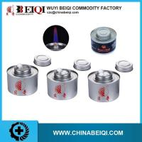 Quality Gel chafing Fuel Art.NO.:BQ-104 for sale