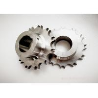 China High Precise Conveyor Chain Sprocket , Stainless Steel Roller Chain Sprockets Forged on sale