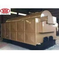 China 0.5 Ton Industrial Wood Steam Boiler For Floating Fish Feed Extruder 500kg wholesale
