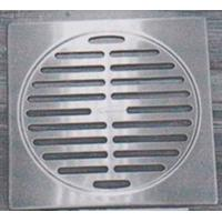 China Export Europe America Stainless Steel Floor Drain Cover12 With Square(150.8mm*150.8mm*3mm) wholesale