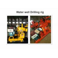 Buy cheap Portable Water Well Drilling Rigs GK200 Electric Power Type For Geological from wholesalers