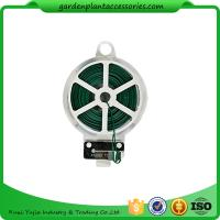 China Decorative Twist Tree Support Ties Inside Wire PVC Coated Outside 30m X 2 wholesale