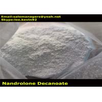 China Pharma Grade Muscle Growth Steroids / Nandrolone Deca Durabolin Cas 360-70-3 wholesale