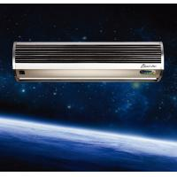 China Aluminum Silver Residential Overhead Door Air Curtains With Centrifugal Blower wholesale
