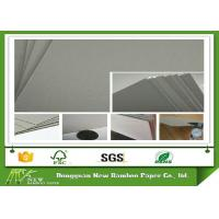 Recycled mm gsm grey board paper laminated with