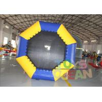 China Interesting Inflatable Water Game 0.9mm PVC DIA 4M EN14960 CE wholesale