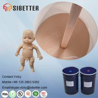 China Medical Grade Liquid Silicone Rubber for Silicone Reborn Baby Dolls wholesale