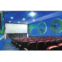 China Attractive 4D Cinema System Pneumatic / Hydraulic / Electric System wholesale