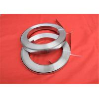 Buy cheap ASTM 304 Grade 0.25mm Thickness Stainless Steel Banding Strap With 2B / Bright Surface Finish from wholesalers