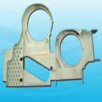 China Custom Injection Molded Plastic Parts For VW Automotive Interior Component manufacturer wholesale