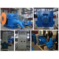 China Micro Hydro Generator , Mini Hydro Turbine For Hydro Power Plant wholesale