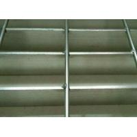 China Customized  Stainless Steel Grating Acid Resisting Anti - Corrosive Material wholesale