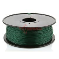 Buy cheap Torwell Dark Green PLA filament for 3D Printer 1.75mm 1KG/spool from wholesalers