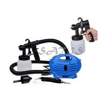 China Paint Zoom HVLP Electric Spray Gun for automotive painting AC 110V 800mL wholesale
