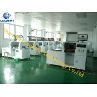 China qualified led pick and place machine , led mounting machine exported around the world wholesale