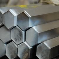 China Cutting Deformed Hexagonal Steel Bar , Cold Finished Steel Bar 17-4PH / 17-7PH wholesale