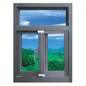 China Aluminium widow and door extrusion frame wholesale