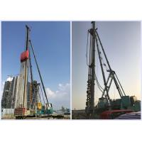 China Excavator Mounted Pile Driving Equipment wholesale