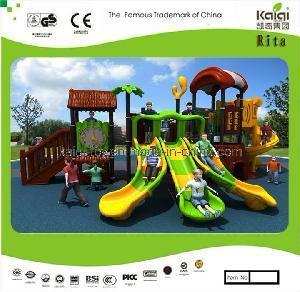China Outdoor Playground Amusemt Euqipment, Tree Room Series (KQ10051A) wholesale