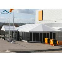 Quality 10m * 20m Hot Sale Aluminium Frame Large Wedding Marquee Mixed Tents With Luxury for sale
