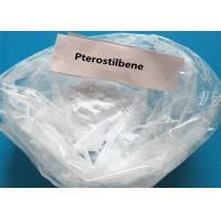China Natural Herb Extract Powder Pterostilbene For Hypoglycemic CAS 537-42-8 wholesale