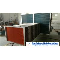 Electrical Heating Defrost Unit Cooler For Cold Room With Aluminum Fin And Copper Pipe