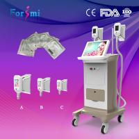 China 3 Cryo handles fat freezing cryolipolysis machine for fat cell freezing treatment wholesale