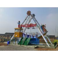 China Large Outdoor Amusement Park Pirate Ship Boat Ride One Year Warranty wholesale