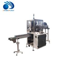 China PE Bottle Neck Cutting Machine / Juice Can Neck Cutting Stayle With 2m Conveyor wholesale