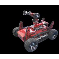 China All Terrain Firefighting Robot science and technology innovation award of China Fire Protection Association on sale