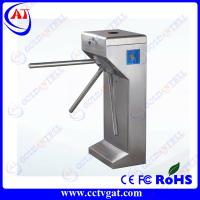 China GAT-306 access control visitor counting turnstile/visitor management turnstile wholesale