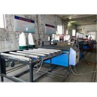 China PVC PP PE Foam Board Plastic Extrusion Machine For Furniture wholesale