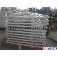 China Steel Swim Platform Mounting Brackets With Wall Formwork Panel For Safety Protection wholesale