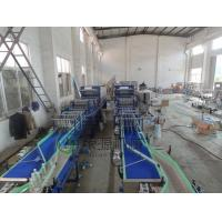 China Auto Shrink Wrapper Machine 500ml Curved Bottle Packing Equipment wholesale