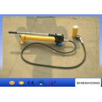 China HP - 1 Manual Operating Tools Hydraulic Hand Pump For Overhead Line Construction wholesale