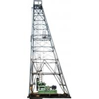 China Hydraulic Drill Rig Parts Drillig Tower 18m 320KN For Geological Exploration wholesale